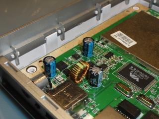 po výměně kondenzátorů